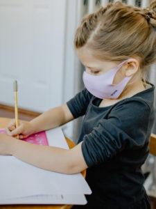 spiegare la pandemia ai bambini