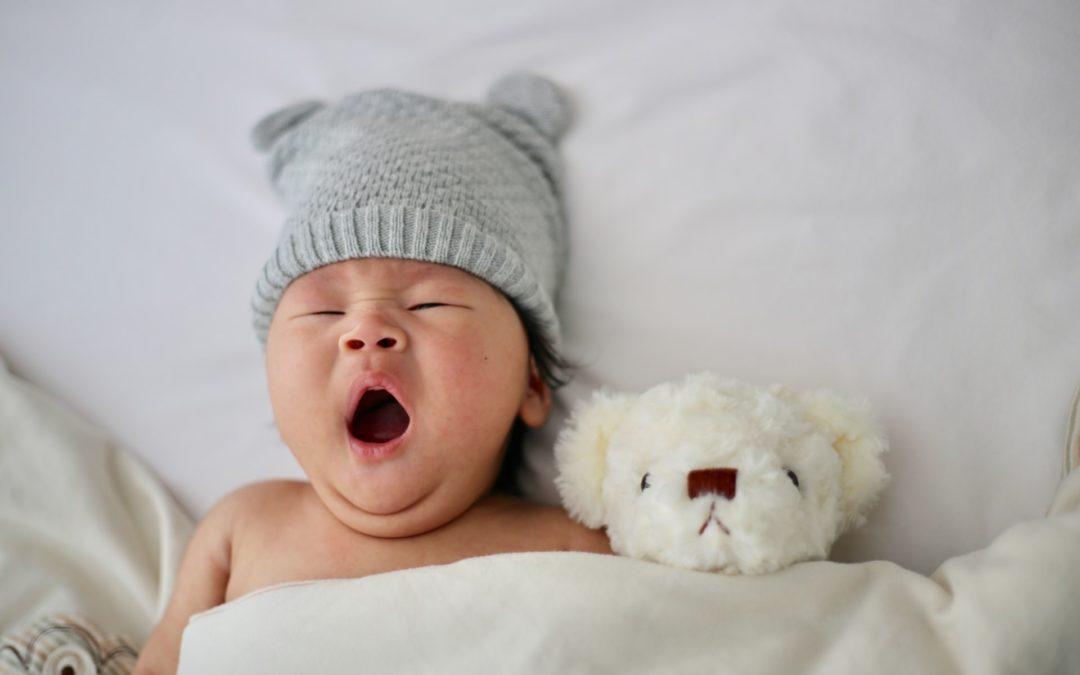 La fisiologia del sonno nei neonati
