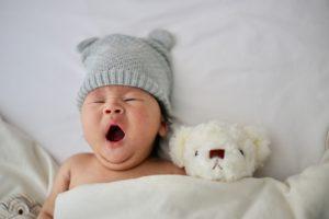 Perché il mio bambino non dorme
