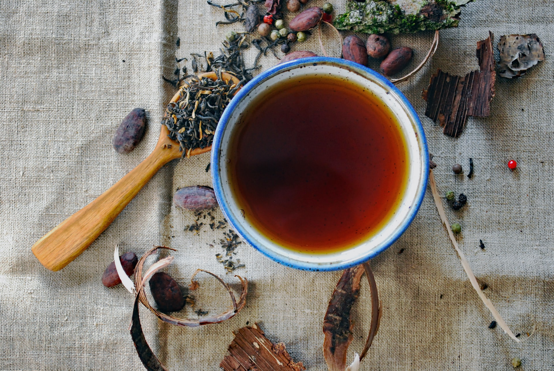 tè in gravidanza