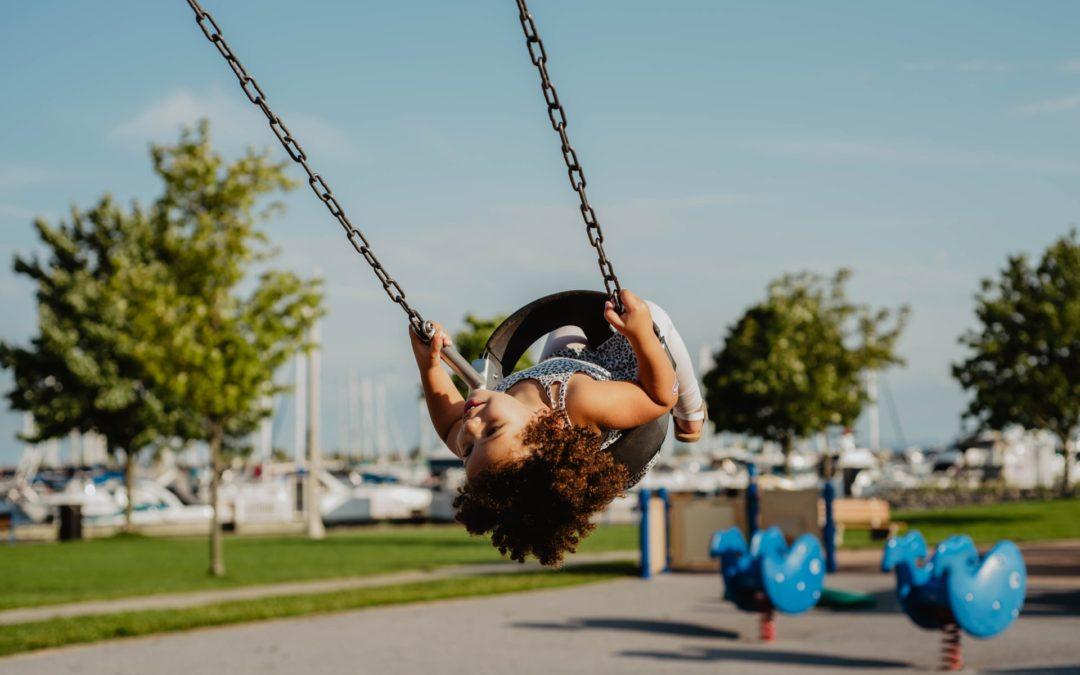 5+2 giochi da fare all'aperto per bambini 4/6 anni